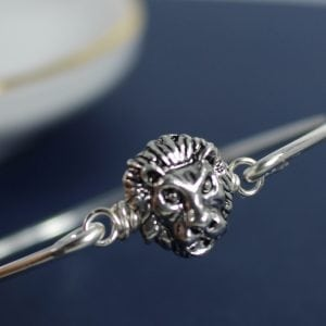 lion bracele