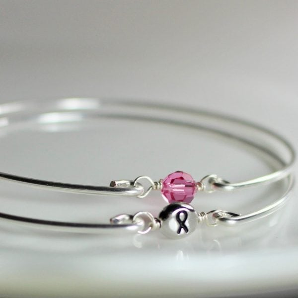 breast cancer jewelry