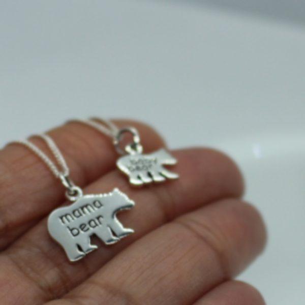 mama bear baby bear jewelry